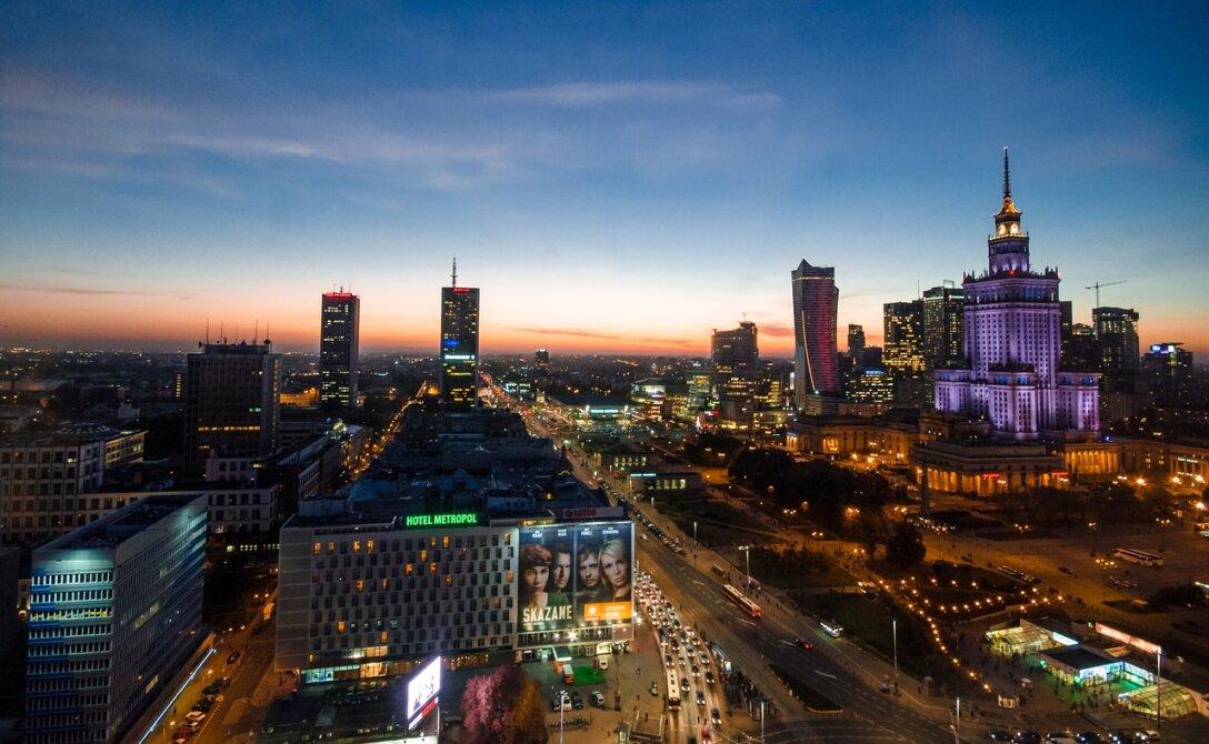 Photo 1 - Dzielnice Warszawy - która najlepsza?